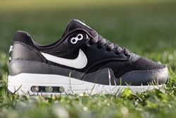 Nike Air Max 1 Gs Black Dark Grey Thumb1