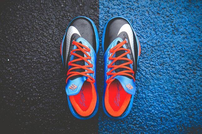 Nike Kd Vi Phot Blue 5