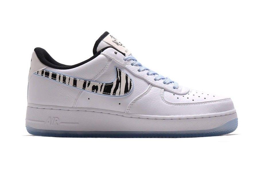 Nike Air Force 1 Korea Left