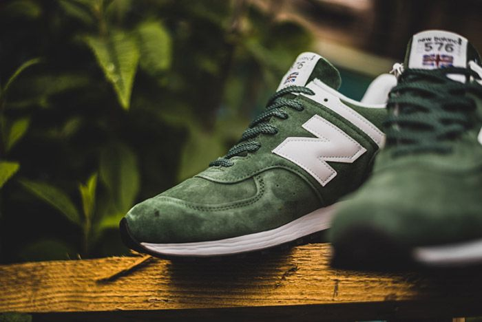 New Balance Made In England 576 Green 4