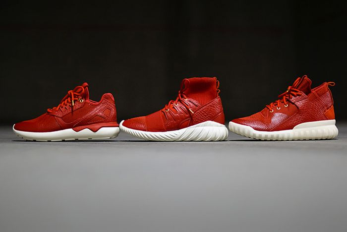 Adidas Chinese New Year Tubular Pack