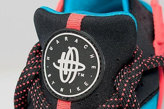 Nike Huarache Nm Blue Crimson 5