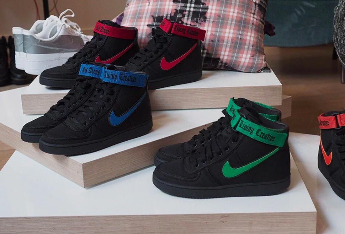 VLONE x Nike Air Force 1 High
