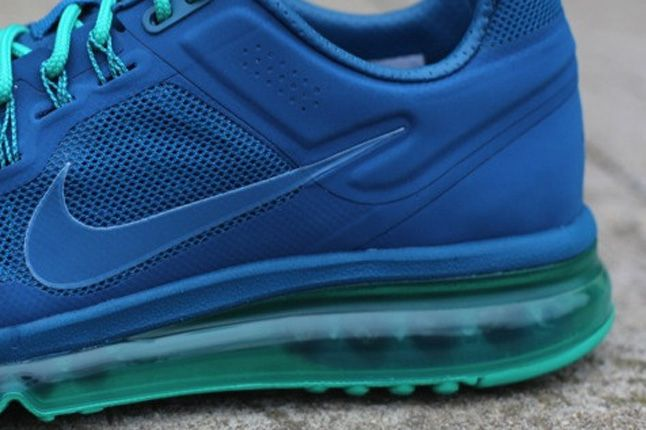 Nike Air Max 2013 Ext Atomic Teal Profile Details 1