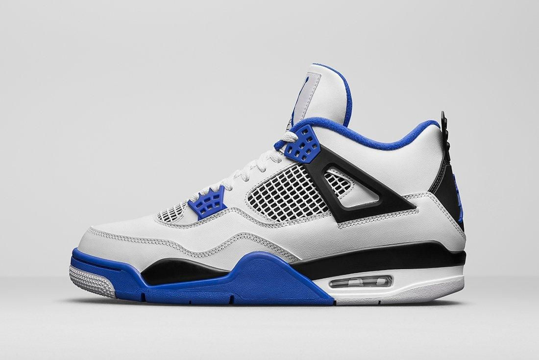Air Jordan 4 Motorsport 2017 Retro11