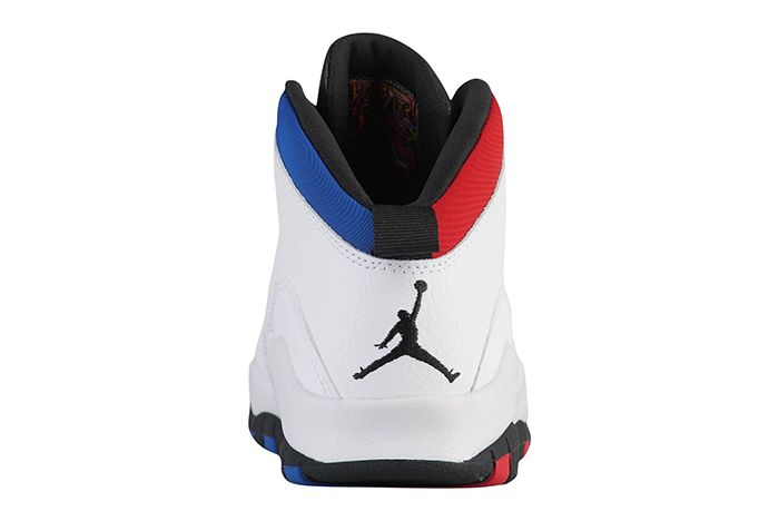 Jordan 10 Red Blue 4