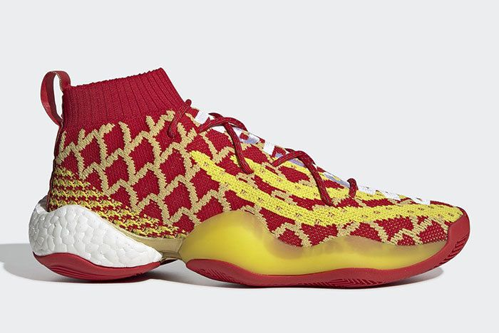 Pharrell Adidas Crazy Byw Chinese New Year 2