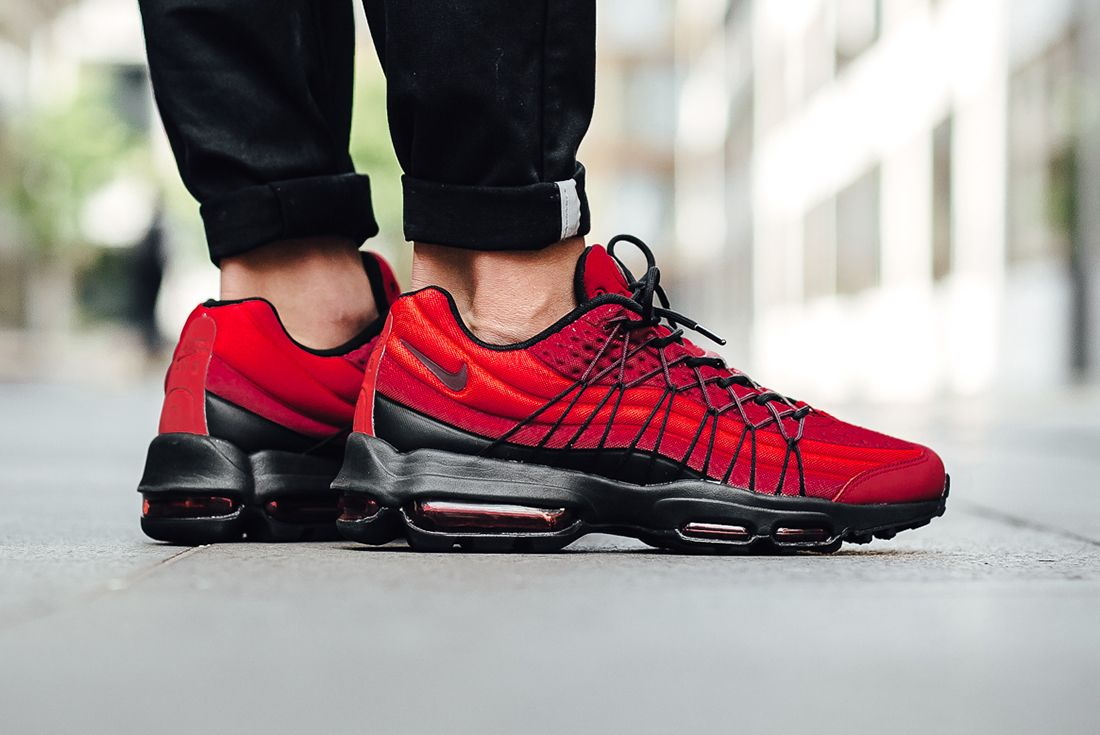 Nike Air Max 95 Ultra Se Gym Red6