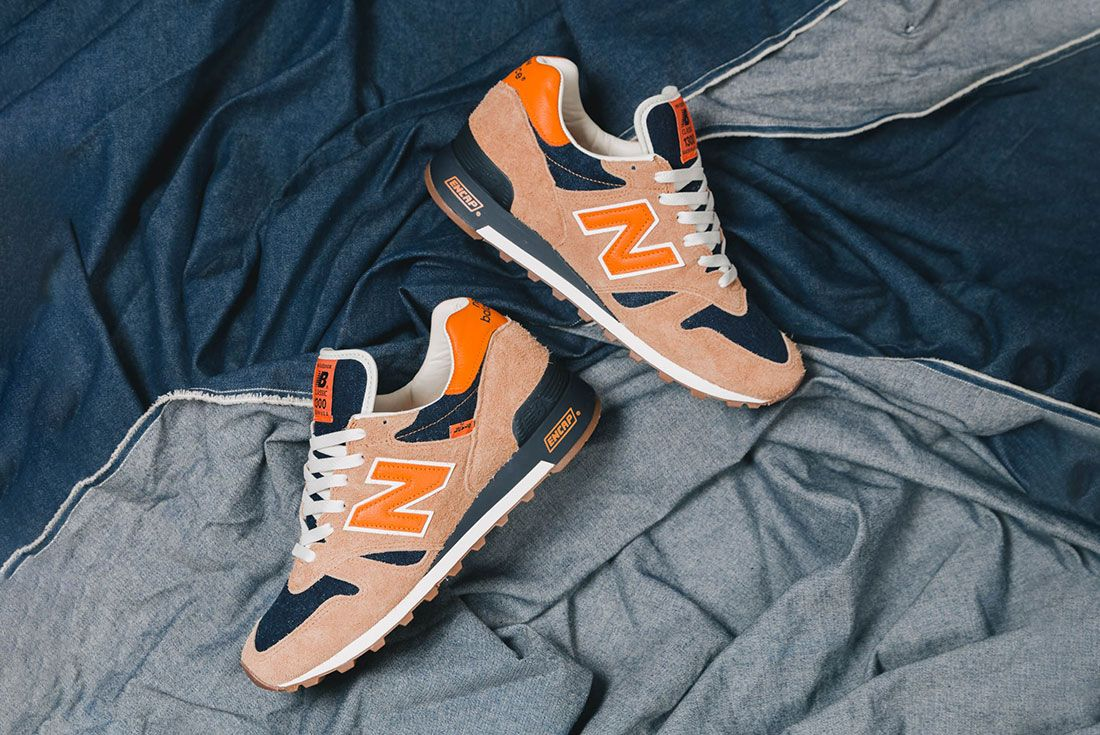 Up There New Balance M1300Lv Levis Side
