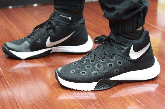 Nike Hyperquickness 3 On Foot