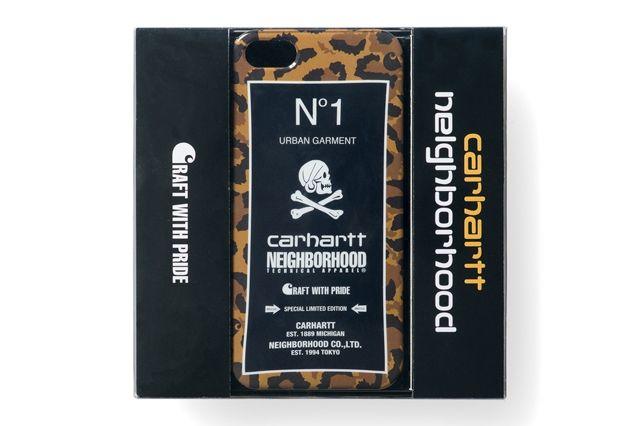 Neighbourhood Carhartt Wip 2014 Capsule Collection Product Shots 13