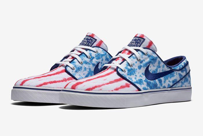 Nike Sb Janoski Tye Die Usa
