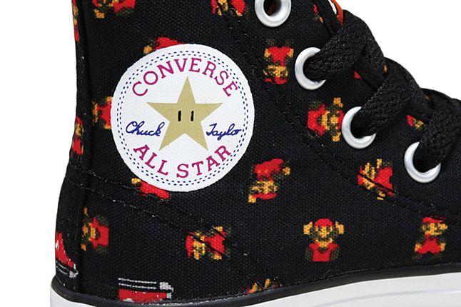 Converse All Star Mario Bros Childrens 10 1
