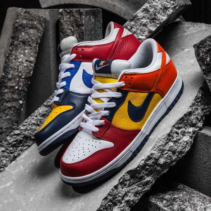 Nike What The Dunk Low Jp Bttyssquare