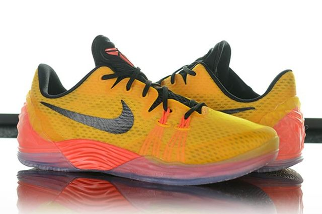 Nike Kobe Venomenon 5 University Gold Hot Lava 1