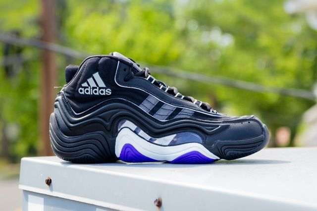 Adidas Crazy 2 Black Power Purple 5