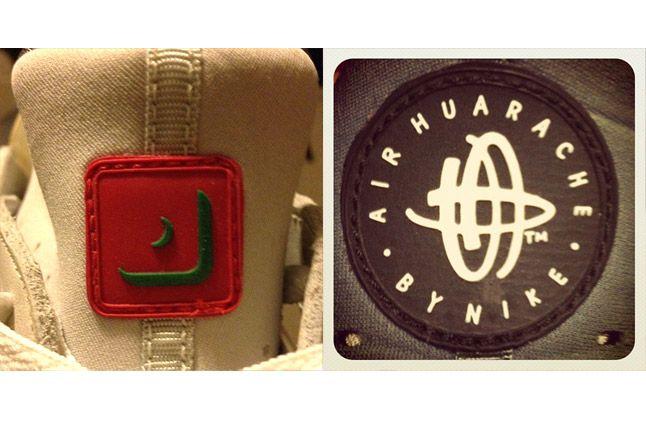 Huarache Logos Sneaker Freaker Instagram 1