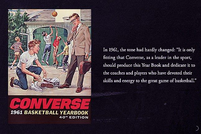 Converse Yearbook 1961 1
