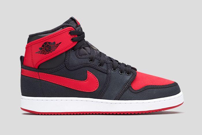 Air Jordan 1 Ko High Blackvarsity Red9