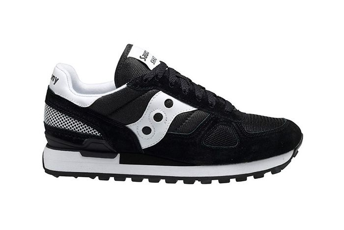 Saucony Shadow Original Black White