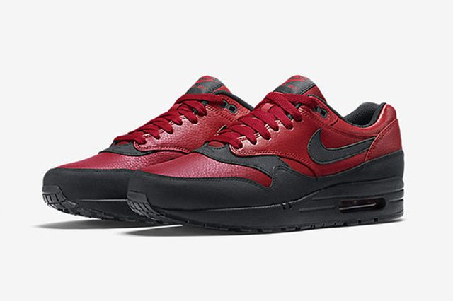 Nike Air Max 1 Leather Gym Red