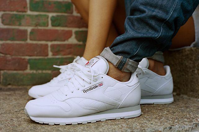 Reebok Classic Og White Leather Pack 6
