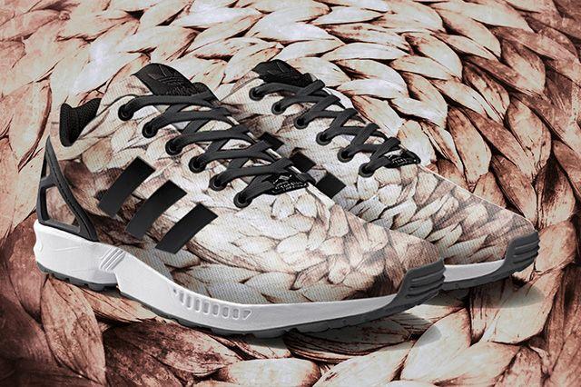 Zx Flux Set To Hit Mi Adidas With Photo Print Option 2