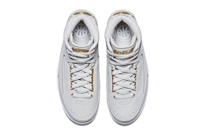 Air Jordan 2 Quai 54 2