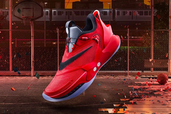 Nike Adapt Bb Chicago Nba 2K Left