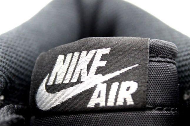 Air Jordan 1 Retro High Og Black Grey Tongue 1