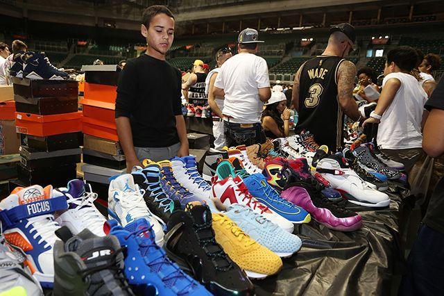 Sneaker Con Miami 201335