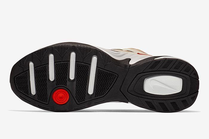 Nike M2 K Tekno Sailhabanero Red 3