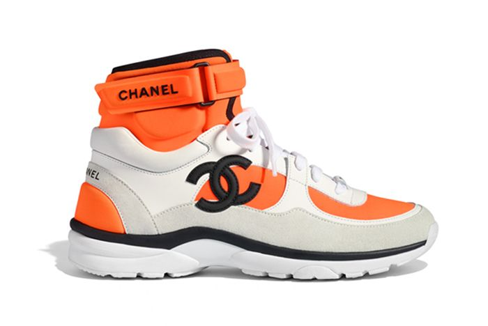 Chanels New Footwear Bangs 1
