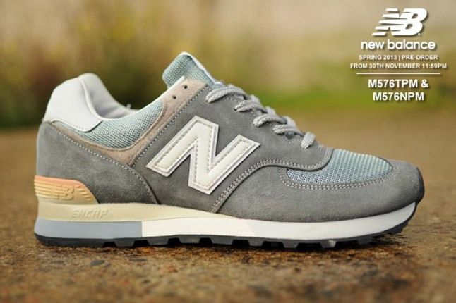 New Balance 576 Vintage Poster 1