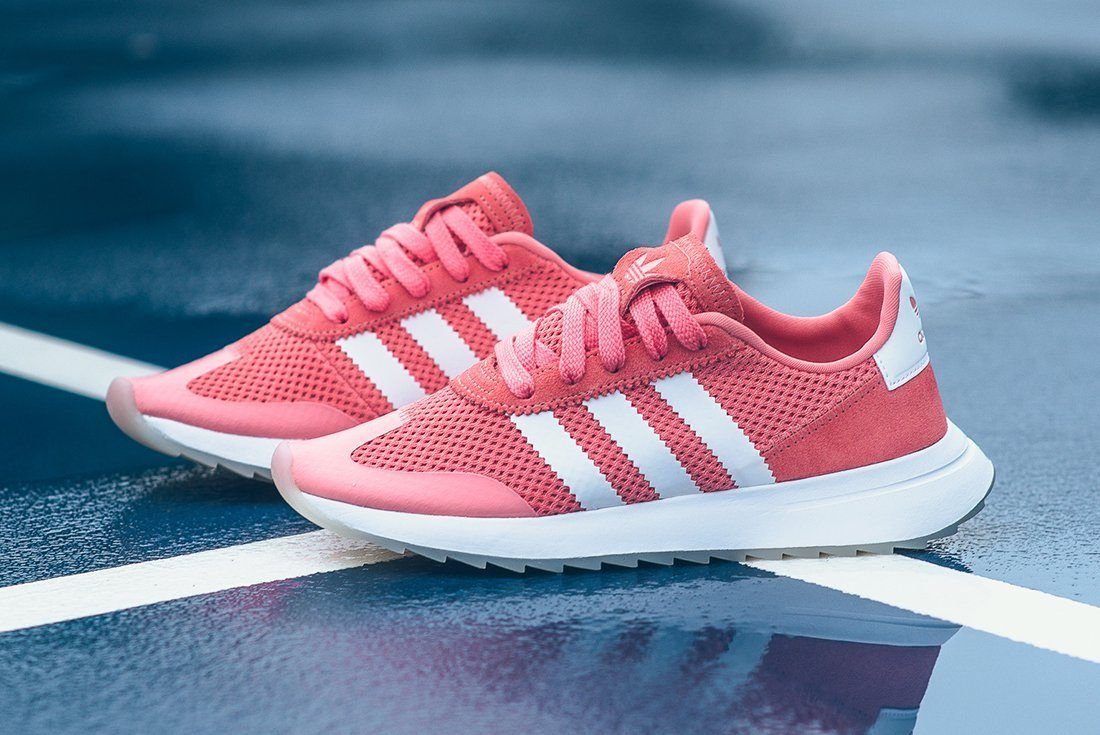 Adidas Flashback Womens Rose Pink8