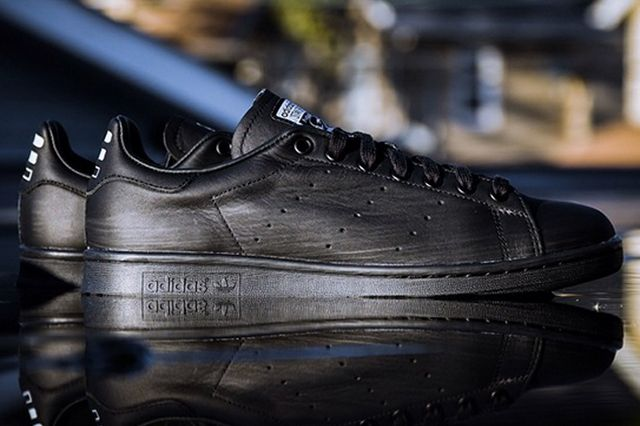 Adidas Originals X Pharrell Williams Solid Pack Stan Smith 2