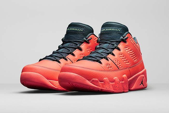Air Jordan 10 Retro Low Bright Mango Medial 2