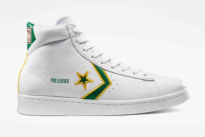 Breaking Down Barriers Boston Celtics Pro Leather £85
