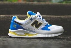 New Balance 530 Og Blue Yellow Thumb