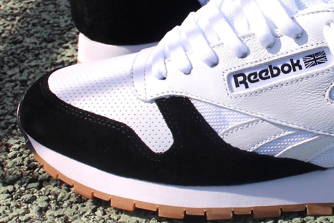 Kendrick Lamar Reebok Classic Leather Perfect Split 1