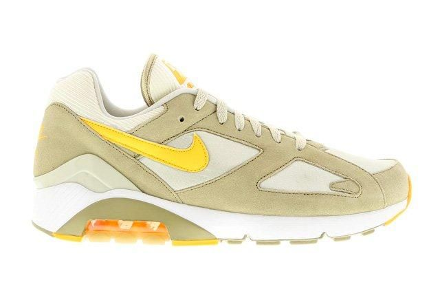 Nike Air Max 180 Light Beige Atomic Mango 4
