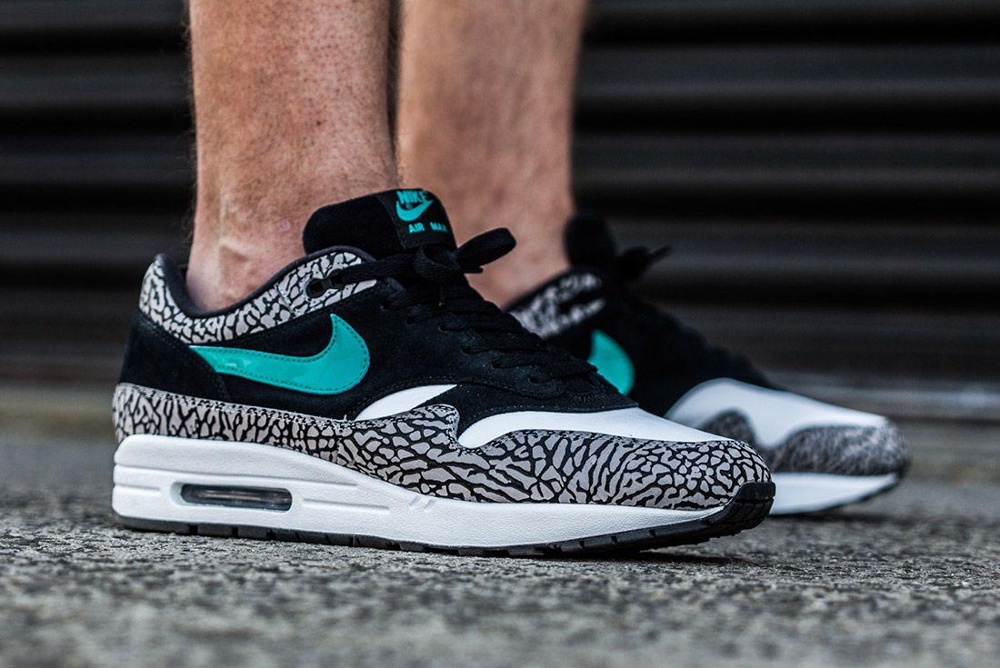 Nike Air Max 1 Atmos 2018 Vote Back Sneaker Freaker 4