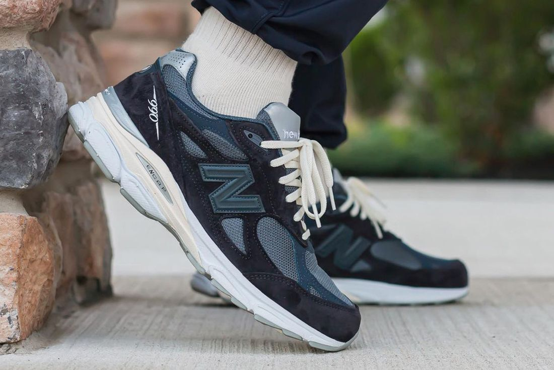 Here's How People Are Styling the Kith x New Balance 990v3 ...