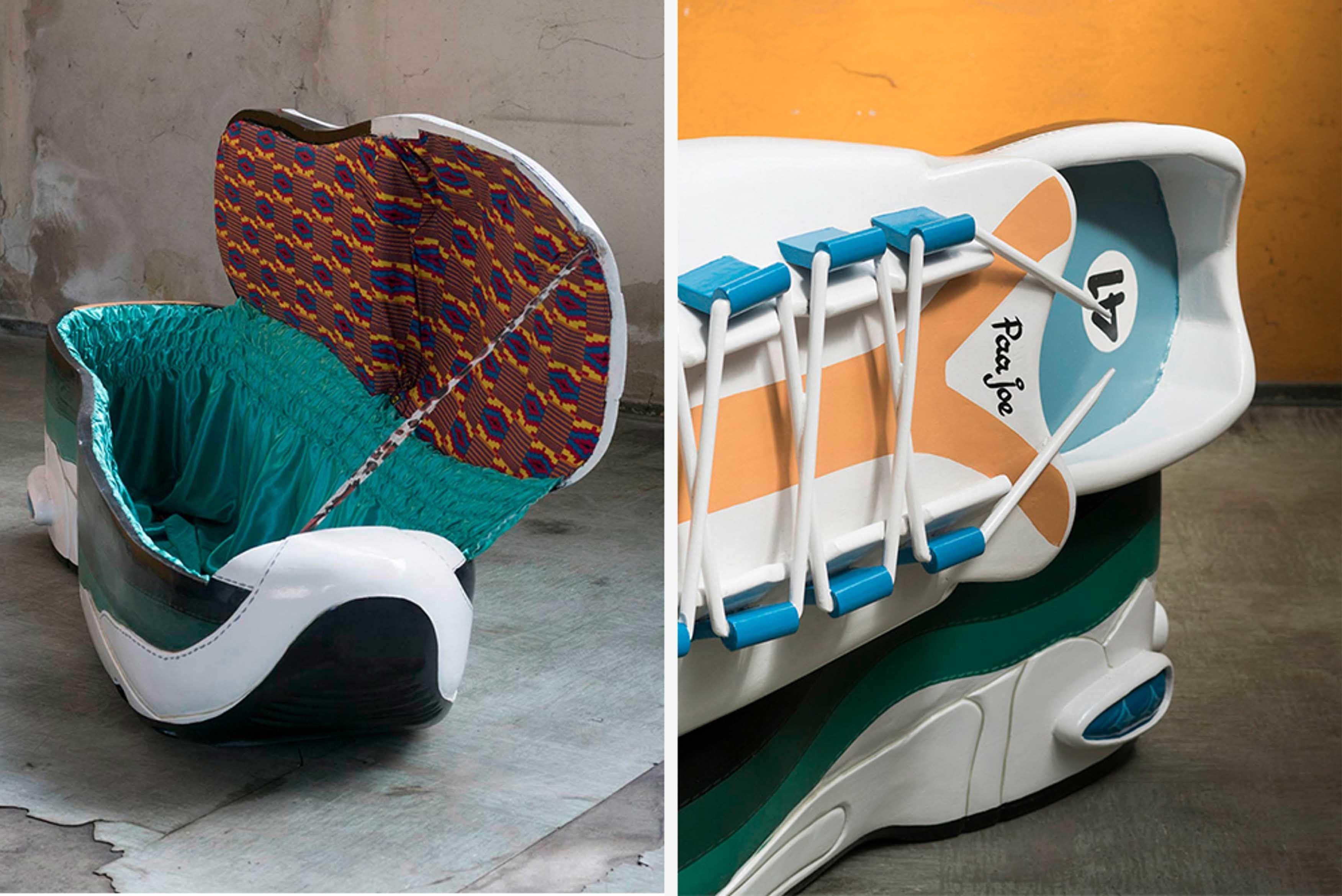 Giant Air Max 95 Coffin Paa Joe 4 Sneaker Freaker