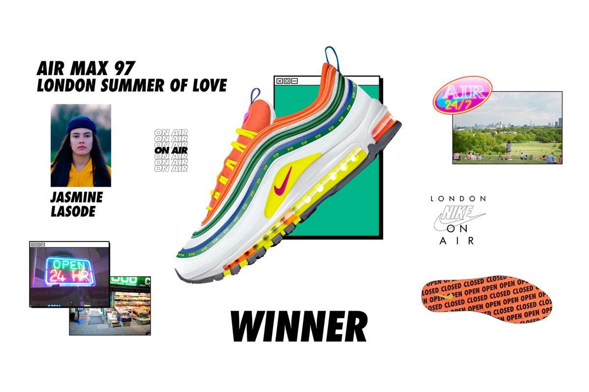 Nike On Air 2018 Winners 1