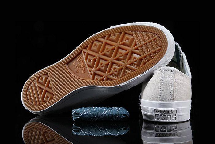 Converse Cons Chuck Taylor All Star Pro Cream Suede 5