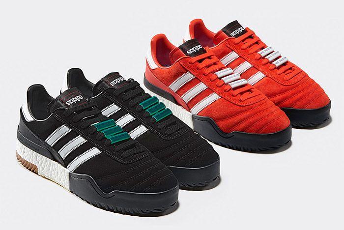 Alexander Wang Adidas Bball Soccer Sneaker Freaker