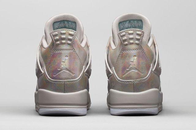 Air Jordan 4 3Oth Anniversary Pearl Bump 6