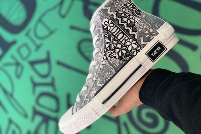Dior Stussy B23 Sneaker 3