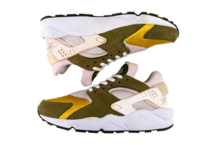 Stussy Nike Huarache Le Top Shot Full